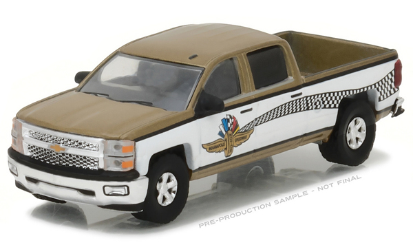 29902 - Greenlight Indianapolis Motor Speedway 2015 Chevrolet Silverado