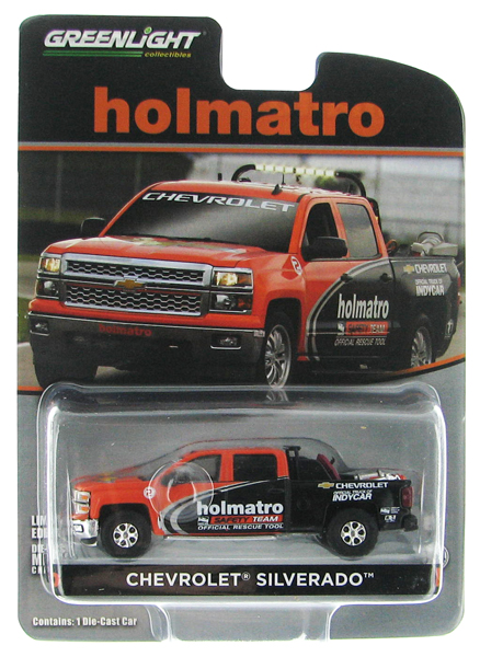 29903 - Greenlight Holmatro Safety Team 2015 Chevrolet Silverado
