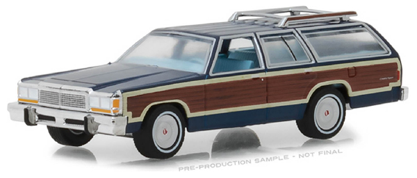 29910-E - Greenlight Diecast 1979 Ford LTD Country Squire