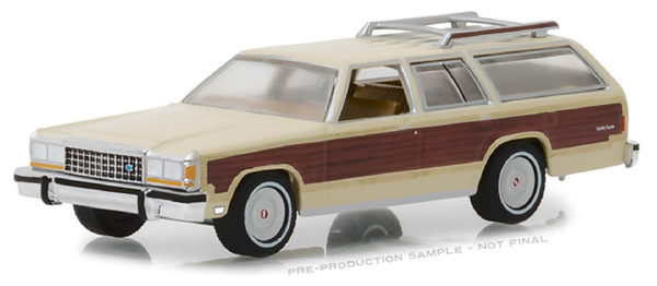29910-F - Greenlight Diecast 1985 Ford LTD Country Squire