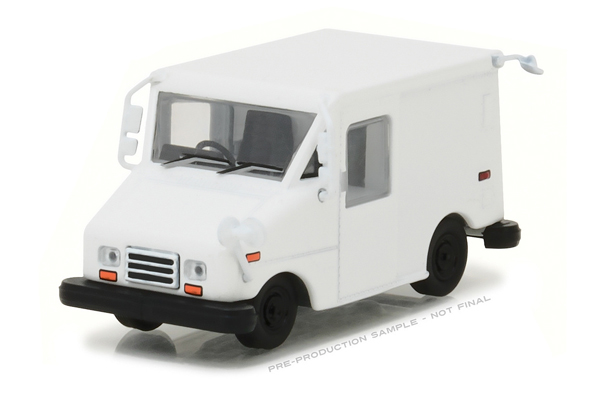 29911 - Greenlight Diecast Long Life Postal Delivery Vehicle LLV