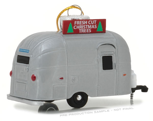 29915 - Greenlight Fresh Cut Christmas Trees Airstream 16