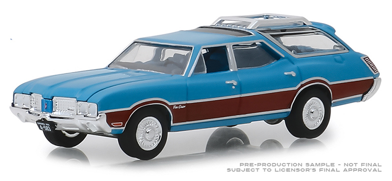 29950-D - Greenlight Diecast 1972 Oldsmobile Vista Cruiser