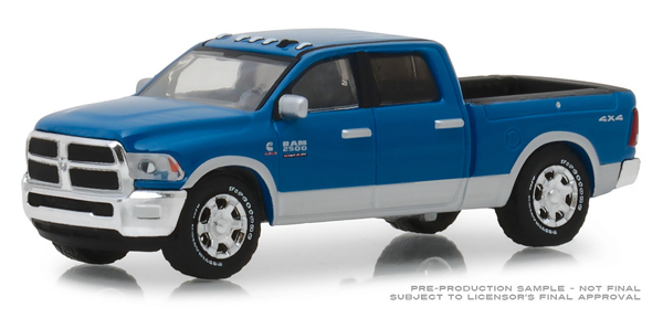 29973 - Greenlight Diecast 2018 Ram 2500 Big Horn