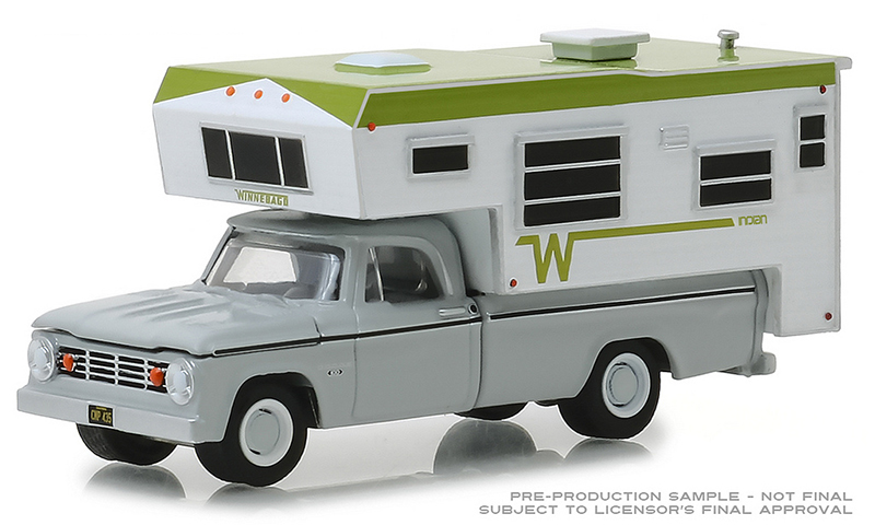 30022 - Greenlight Diecast 1966 Dodge