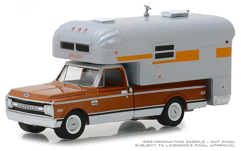30023 - Greenlight Diecast 1970 Chevrolet C 10 Cheyenne