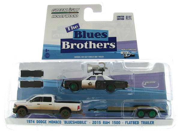 31010-C-SP - Greenlight The Blues Brothers 2015 Ram 1500