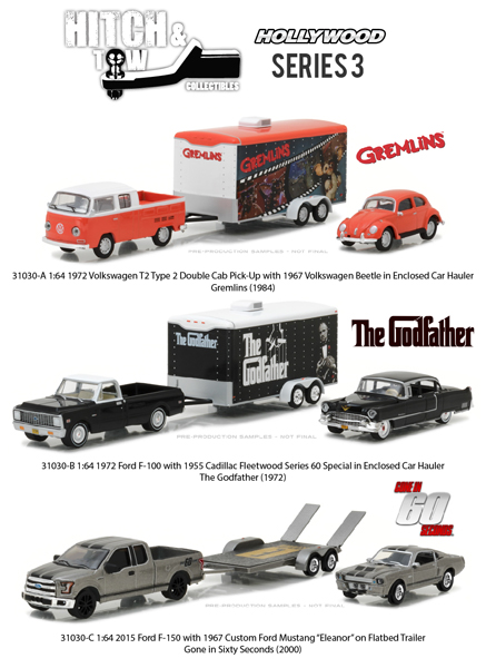 31030-CASE - Greenlight Hollywood Hitch and Tow Series 3