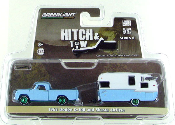 32060-A-SP - Greenlight 1963 Dodge