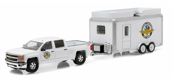 32060-C - Greenlight 2015 Chevrolet Silverado 1500