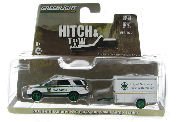 32070-D-SP - Greenlight NYC Parks and Recreation 2015 Ford
