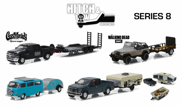 32080-CASE - Greenlight Hitch and Tow Series 8 12
