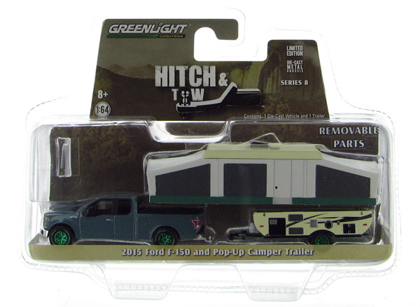 32080-D-SP - Greenlight 2015 Ford