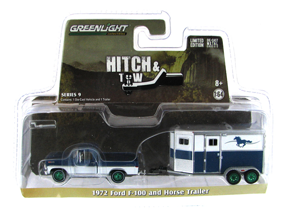 32090-B-SP - Greenlight 1972 Ford
