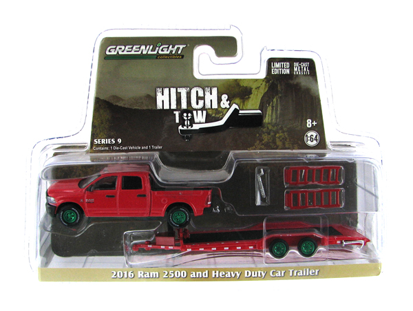 32090-D-SP - Greenlight 2016 Ram 2500 Tradesman and Heavy