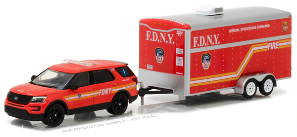 32100-D - Greenlight Fire Department City of New York