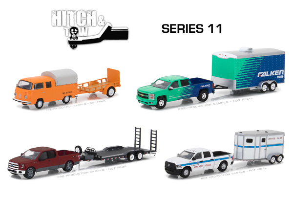 32110-CASE - Greenlight Hitch and Tow Series 11 12