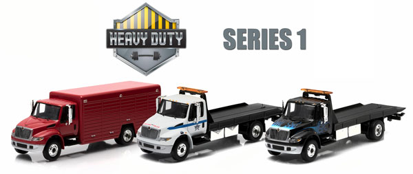 33010-CASE - Greenlight Heavy Duty Series 1 6 Piece