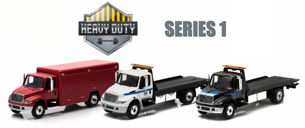 33010-SET - Greenlight Heavy Duty Series 1 Three Piece