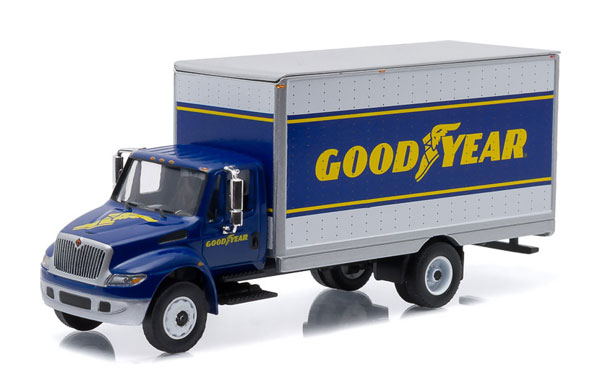 33050-B - Greenlight Goodyear 2013 International Durastar 4400 Delivery