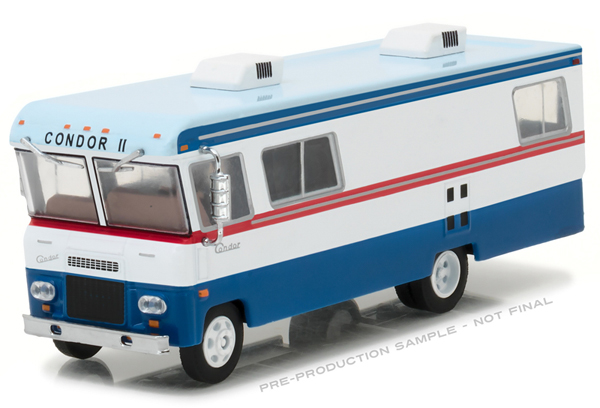 33090-A - Greenlight 1972 Condor II RV