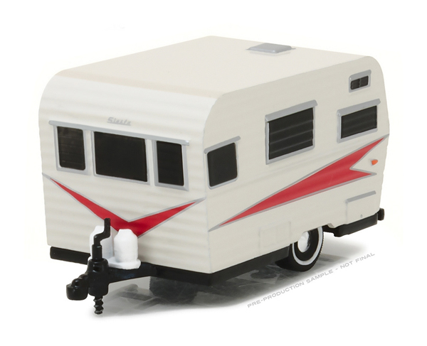 34010-B - Greenlight 1959 Siesta Travel Trailer