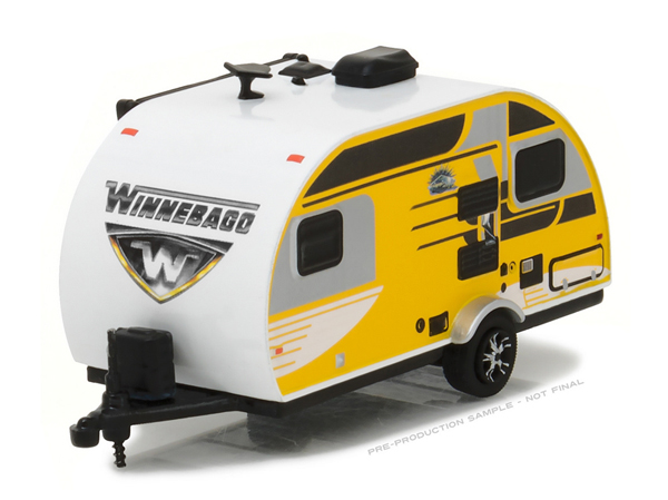 34010-D - Greenlight 2016 Winnebago Winnie Drop Travel Trailer