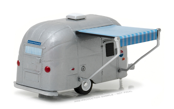 34010-F - Greenlight Airstream Bambi