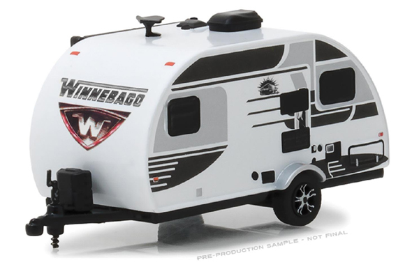 34050-E - Greenlight Diecast 2016 Winnebago Winnie Drop