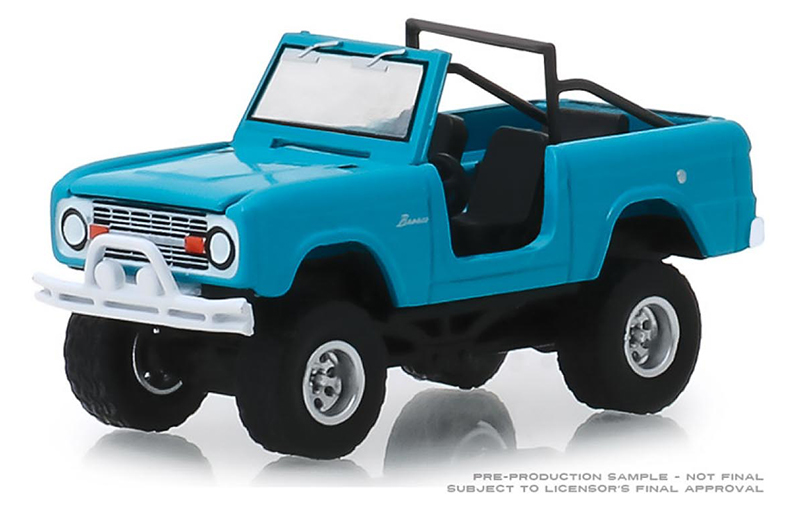 35130-A - Greenlight Diecast 1967 Ford Bronco