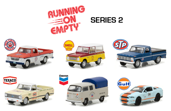 41020-CASE - Greenlight Runnin on Empty Series 2 Six