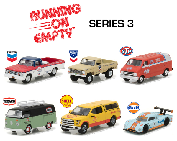41030-CASE - Greenlight Runnin on Empty Series 3 Six