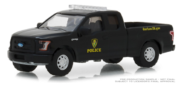 42860-F - Greenlight Diecast Indiana Department of Natural Resources Conservation Officer