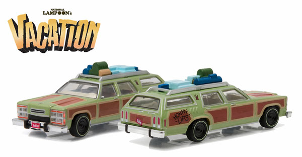 44730-A - Greenlight 1979 Family Truckster Wagon Queen Honky