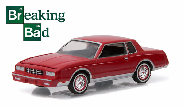 44730-D - Greenlight Jesses 1982 Chevrolet Monte Carlo Breaking