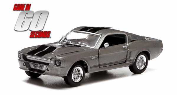 44742 - Greenlight Diecast Eleanor 1967 Custom Ford Mustang Gone