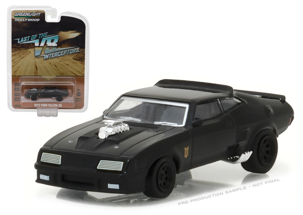 44770-A - Greenlight 1973 Ford Falcon XB Last of