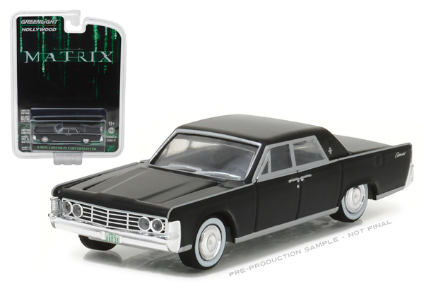 44770-C - Greenlight 1965 Lincoln Continental