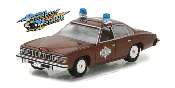 44780-B - Greenlight Diecast Sheriff Buford