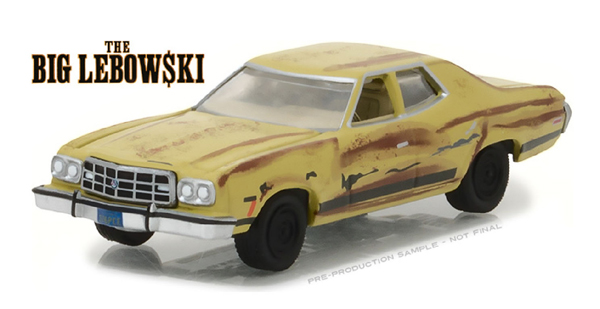 44780-D - Greenlight The Dudes 1973 Ford Gran Torino