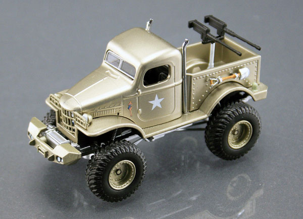 51013 - Greenlight Sgt Rock 1941 Military 1_2 Ton