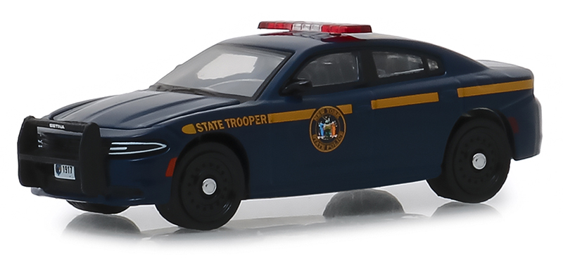 51178 - Greenlight Diecast New York State Trooper Foundation 2017 Dodge