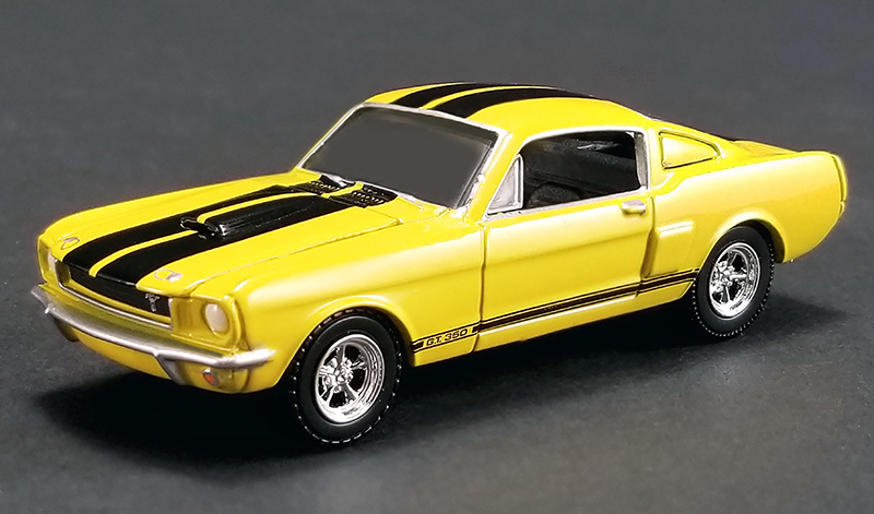 51249 - Greenlight Diecast 1966 Shelby GT350 Caffeine and Octane TV