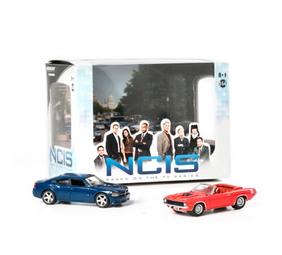 56060-1 - Greenlight Dioramas Series 6 NCIS 2009 Dodge