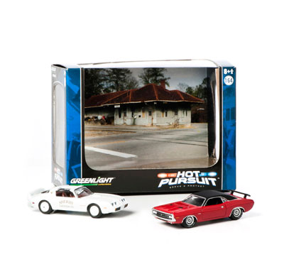 56060-3 - Greenlight Dioramas Series 6 Hot Pursuit 1979