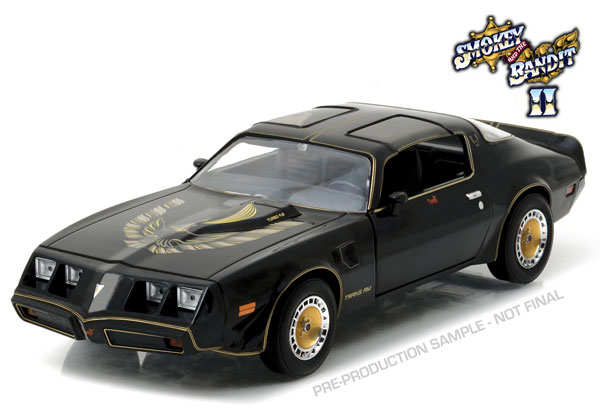 84031 - Greenlight 1980 Pontiac Firebird Trans Am T_A