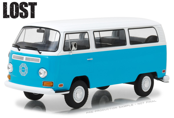 84033 - Greenlight 1971 Volkswagen Type 2 T2B Darma