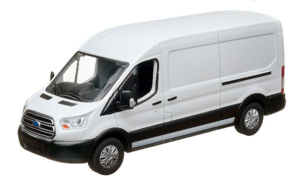 86039 - Greenlight 2015 Ford Transit V363 Cargo Van