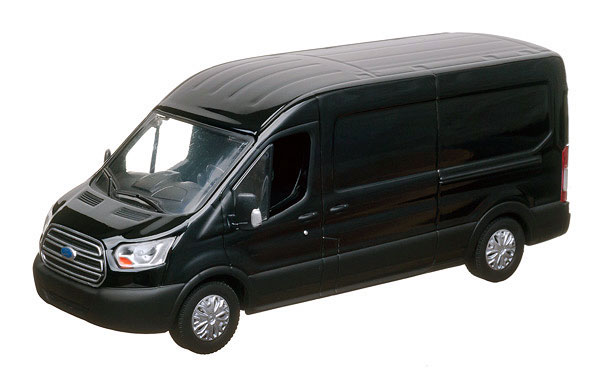 86040-X - Greenlight 2015 Ford Transit Jumbo Van