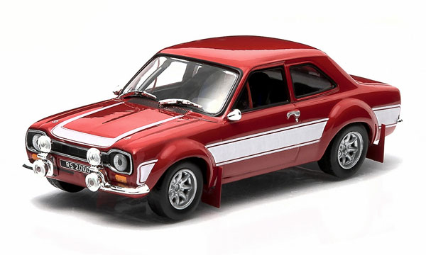 86066 - Greenlight 1974 Ford Escort RS 2000 MKI